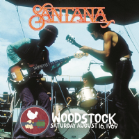 Santana - Woodstock 1969 Record Store Day 2017